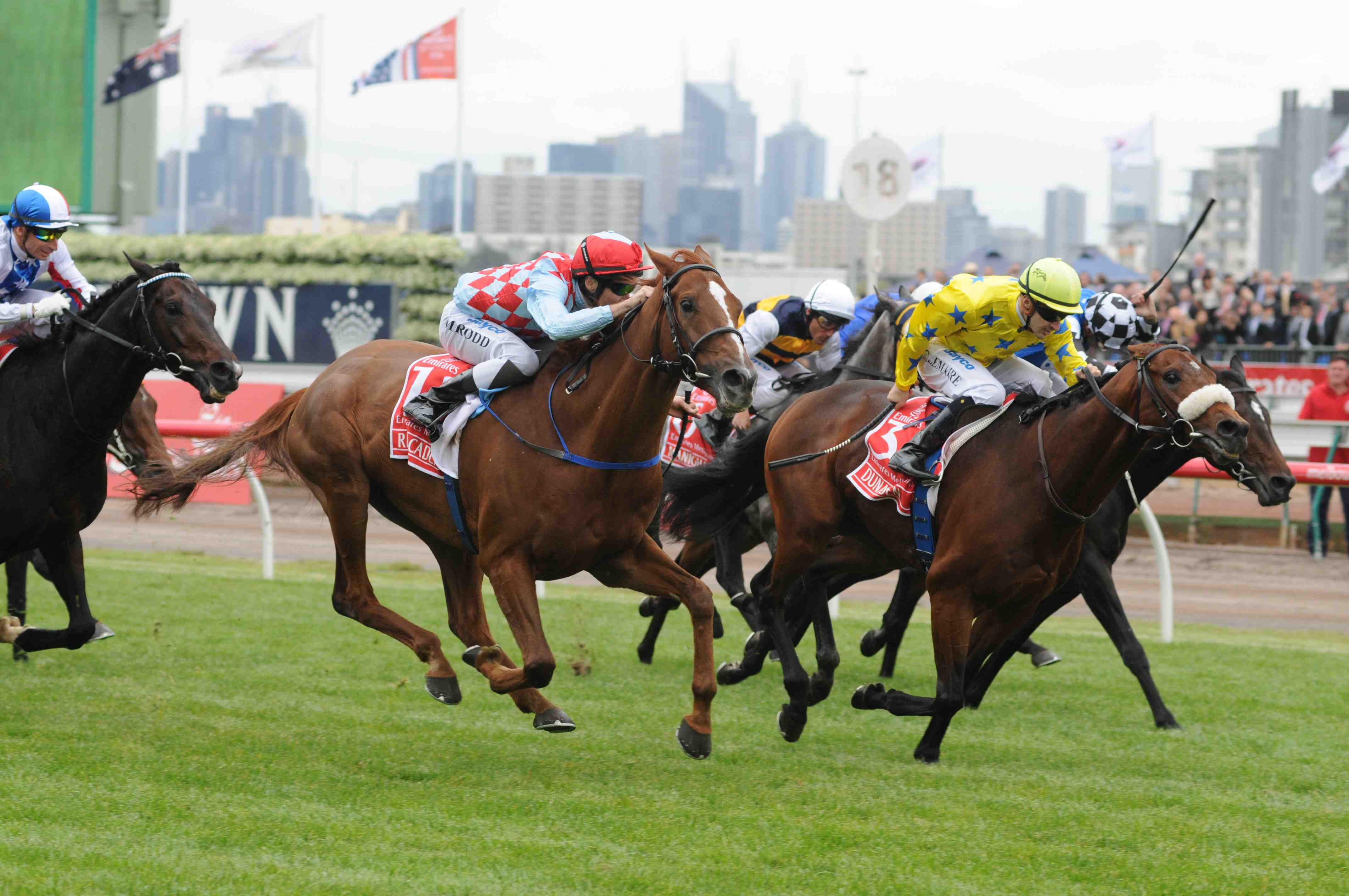 A betting guide to Horse Racing odds, promotions and ...