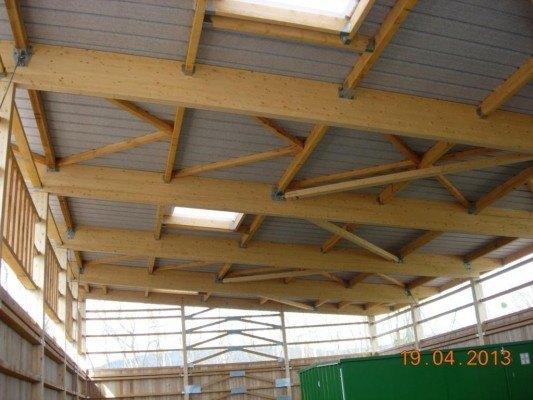 Bureau Tudes Bois Alsace Charpente Lamell Coll