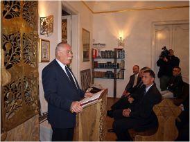 Dr. Vladimir Šalamon, predsjednik Bet Israela