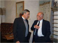 Njemački veleposlanik Hans Peter Annen i dr. Vladimir Šalamon