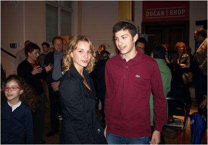 Evo i nekadašnje učenice naše škole: Pamina Benčić