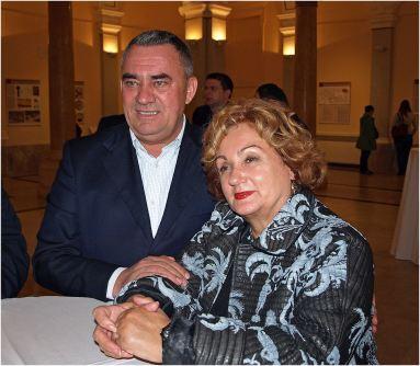 Milan Bešlić i Jasminka Domaš
