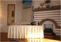 """Vino i kosher catering hotela """"Westin"""" spremni su za naše drage goste, ali prvo ćemo otvoriti i pogledati izložbe"""