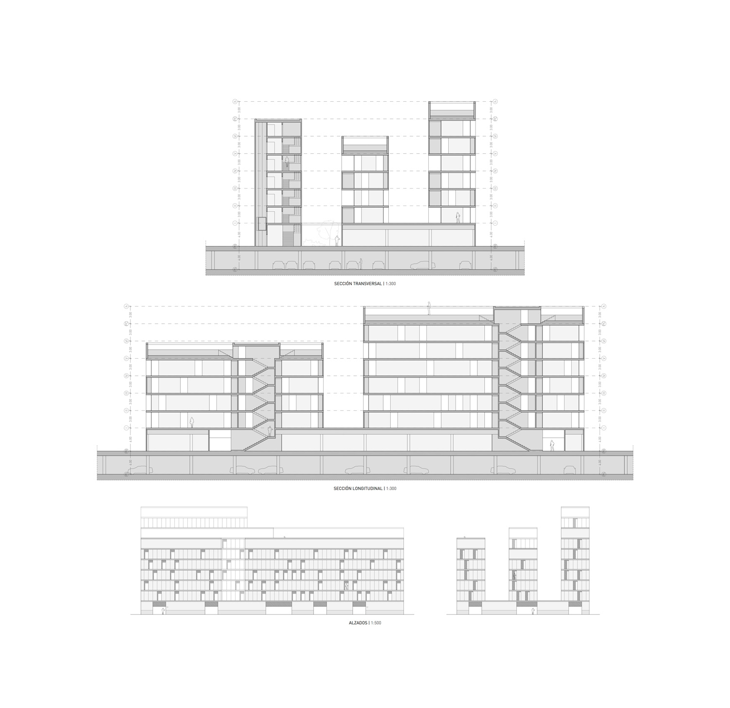 Edificio Hibrido Sevak Asatrian Beta Architecture