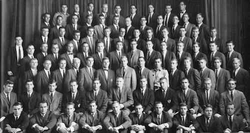 Cannon Club, 1962 Bric-A-Brac.