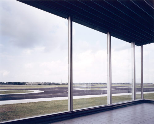Andreas Gursky, Schiphol, 1995