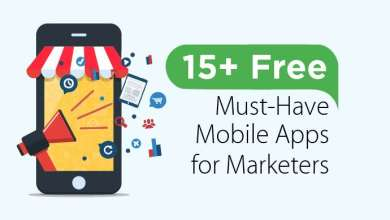 15+ Free, Must-Have Mobile Apps for Marketers