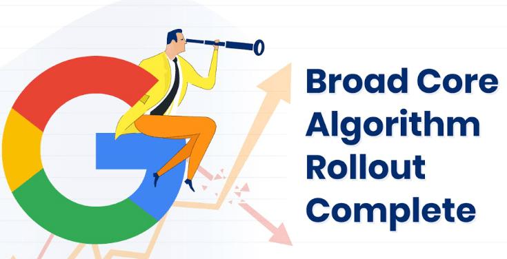 Google Broad core algorithm update - Betacompresison.com