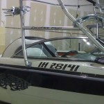 MasterCraft Wakeboard boat - re-design and install