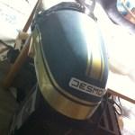 Ducati - rear DESMO