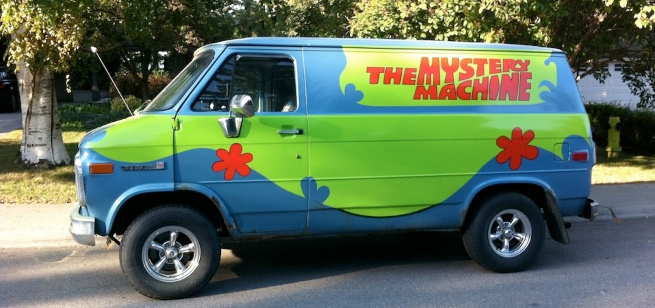 Mystery Machine Car Decals 2019 2020 New Upcoming Cars
