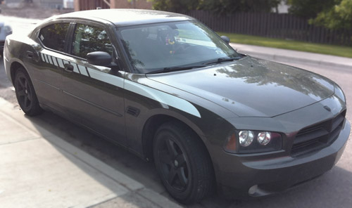 Dodge Charger Decals