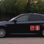 Magnet Racing Numbers
