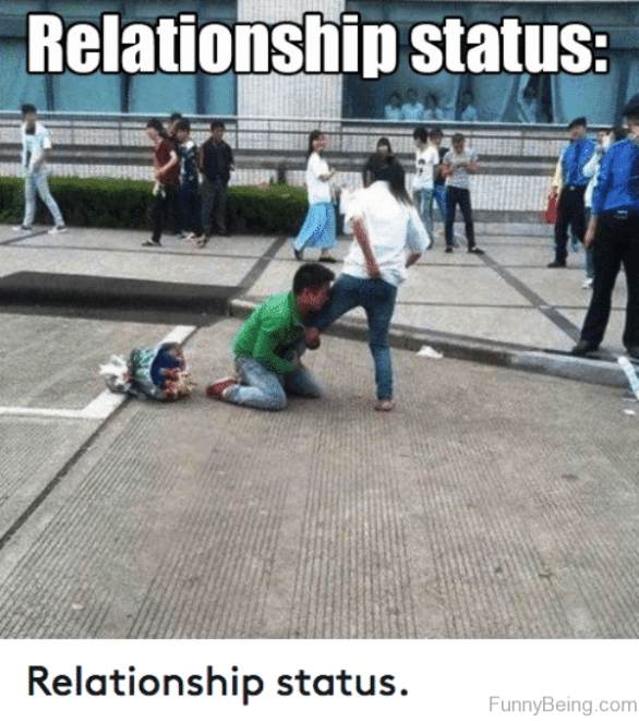 Funny relationship memes for him