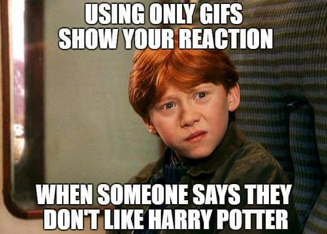 clean harry potter memes