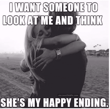always i love you with happy ending meme