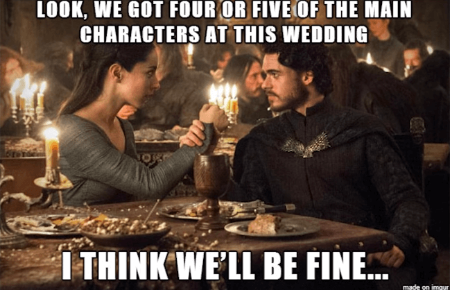 funny game of thrones we will be fine memes