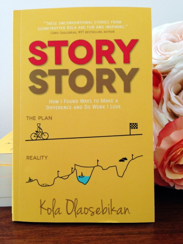 story story book: how i found ways to make a difference and do work i love