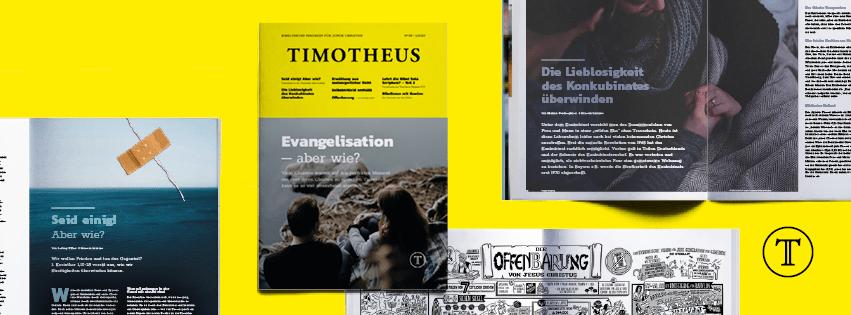 Timotheus Magazin #38 - Einblick
