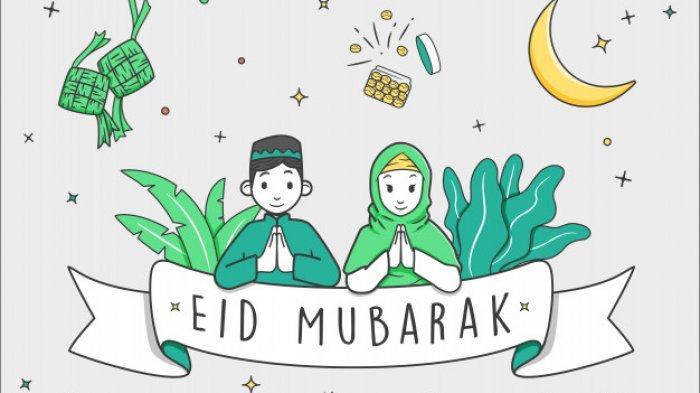 100+ Ucapan Selamat Hari Raya Idul Fitri 1441 Hijriyah 2020 Terbaru