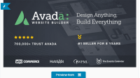 Free Download Avada WP Theme v7.4 Latest Version (Activated)