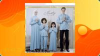 Model Baju-Busana Muslim Lebaran 2021 Terbaru: Untuk Remaja Wanita dan Keluarga