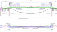 Download Gambar Desain Jembatan Gantung+RAB