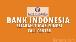 Bank Indonesia dan Nomor Call Center Bank BI
