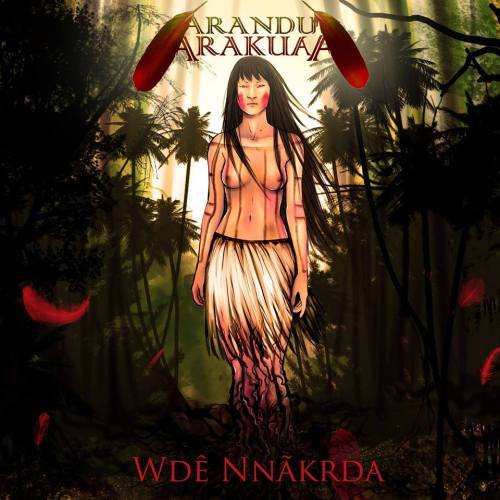 "Capa do último cd ""Wdê Nnãkrda""."