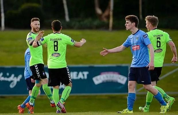 Limerick v Cabinteely FC