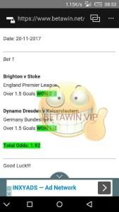 England Championship Predictions 21-11-2017 - Betawin net