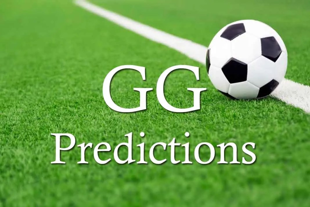 Saurday GG predictions 04-08-2018 - Betawin net
