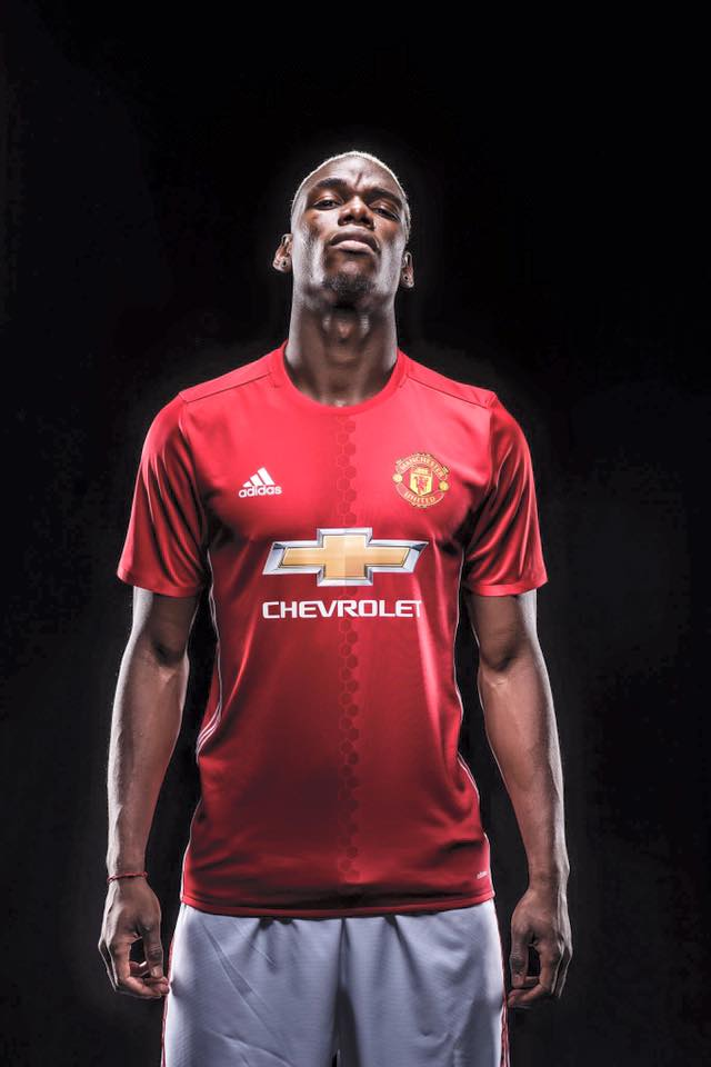 Paul Pogba has completed his transfer from Juventus to Manchester United for £89m