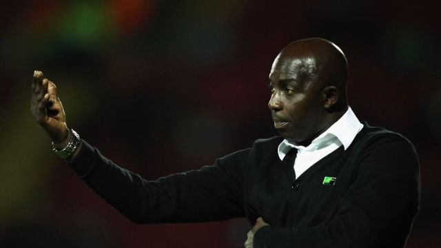 Samson Siasia does not have all the players he wants in Rio.