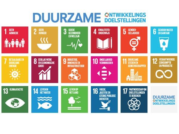 SDG's: werk aan de winkel!