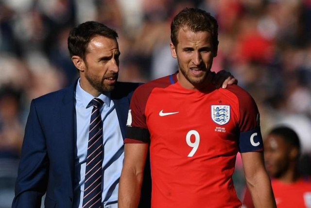 Five Bold World Cup Predictions and England manager with Harry Kane