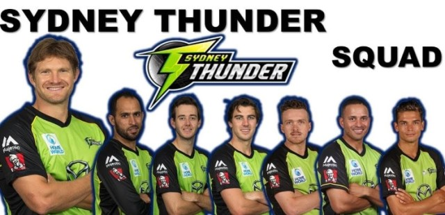 Joe Root Was A Part Of Sydney Thunder Squad