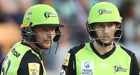 Root's Big Bash appearance has been a struggle