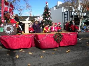 Christmas Paradeb 2014