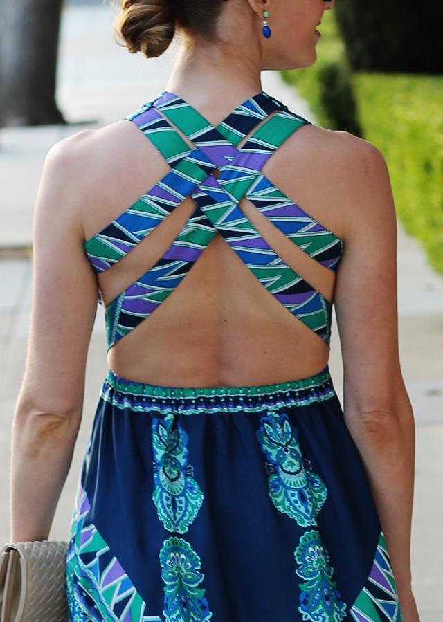 criss cross back
