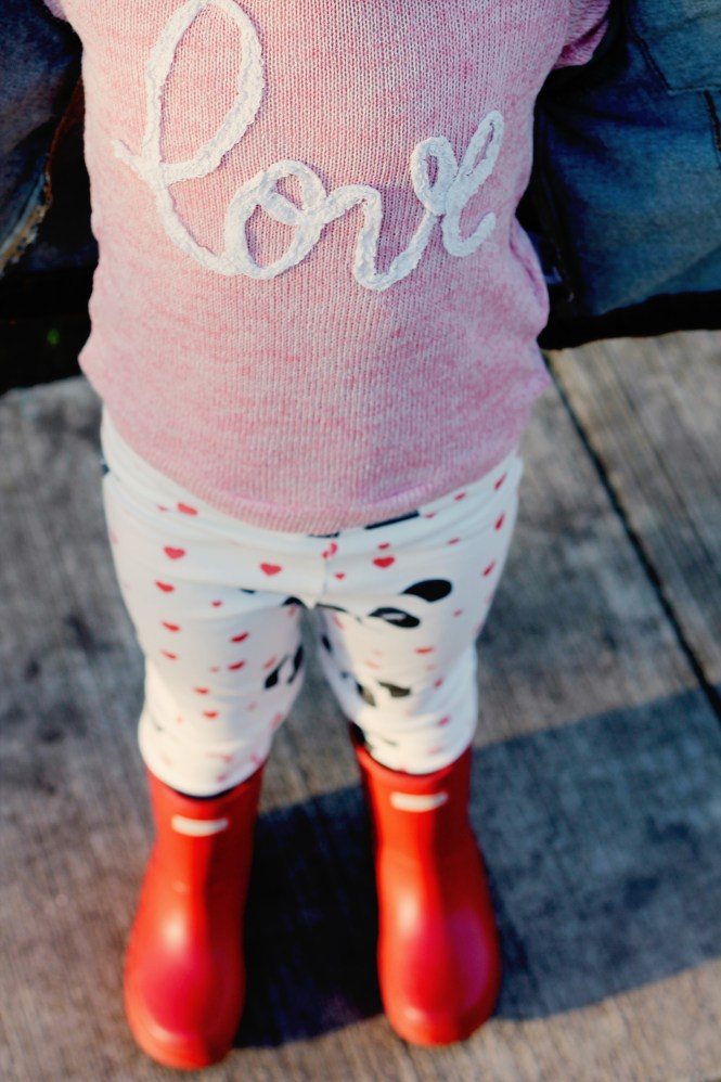 Valentine's Day outfits for the little fashionistas