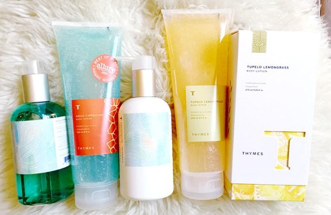 thymes fragrance