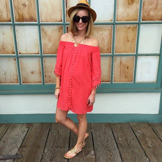 summer tunic