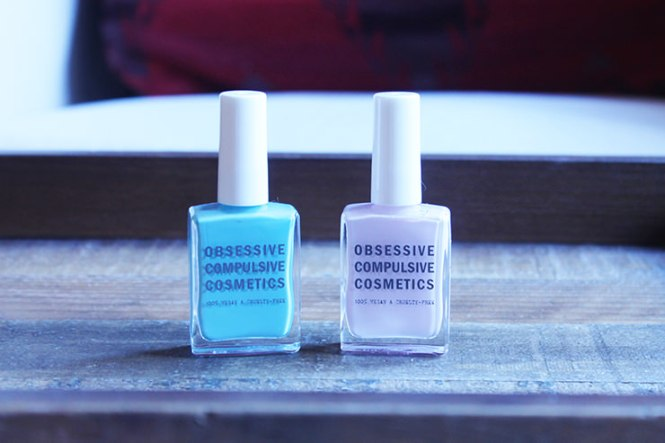 vegan, cruelty free nail polish