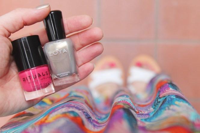 5 free nail polishes