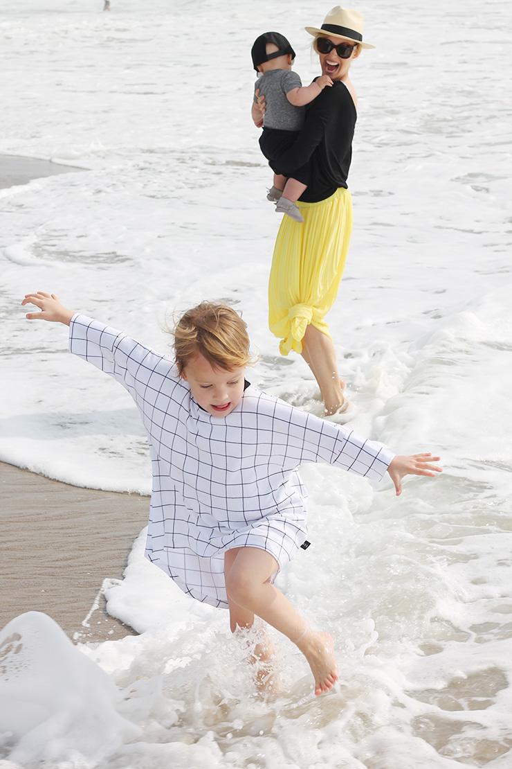 kids minimalist dress