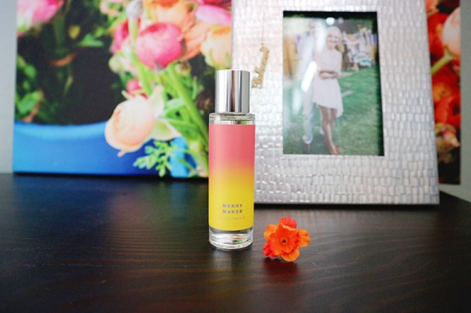 Pinrose scents