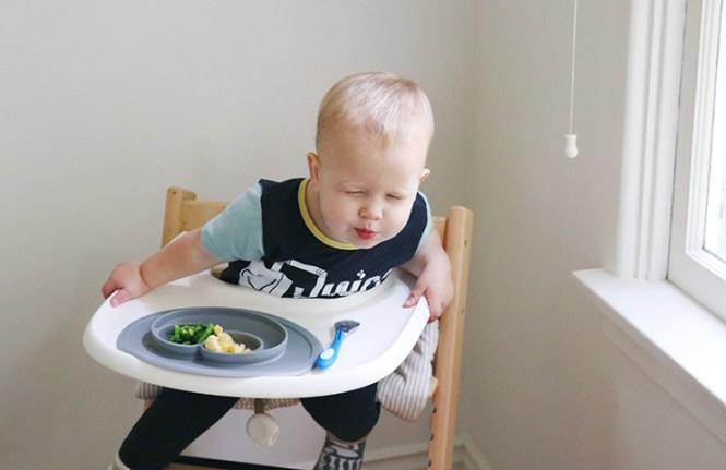 toddler dinner plate