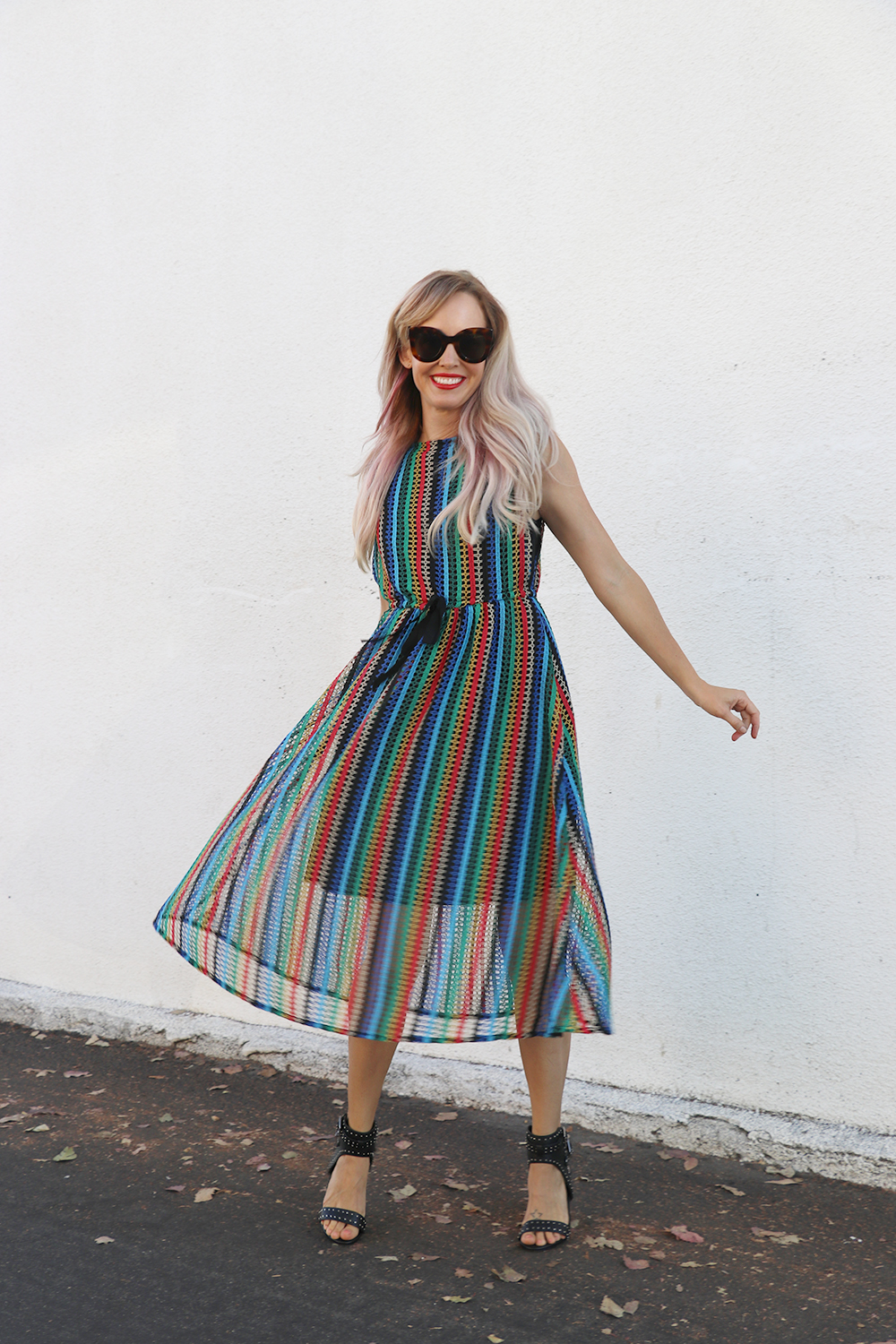 a5134c51b02 Rainbow Dress · bethanimalprint