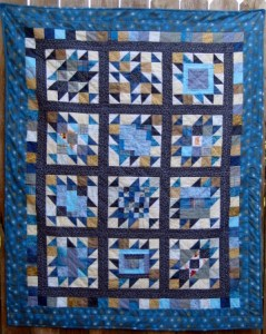 Center of It Quilt Pattern eBook